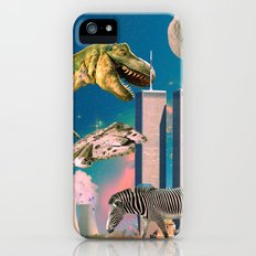 Dino Blaster iPhone (5, 5s) Slim Case