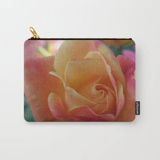 Rose Shade Pastels Carry-All Pouch