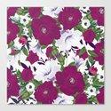 Purple Spring Flowers by anastasiadesign