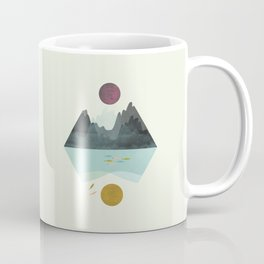 Storm and Calm Coffee Mug