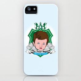 Tear Squad iPhone Case