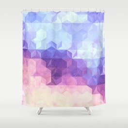 GEO#5 Shower Curtain
