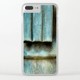 Victoria, BC Clear iPhone Case