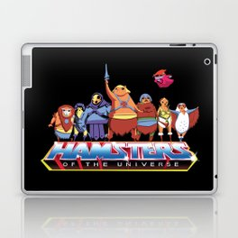 Hamsters Of The Universe Laptop & iPad Skin