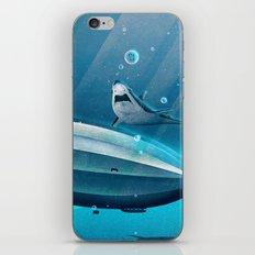 Weird Waters iPhone Skin