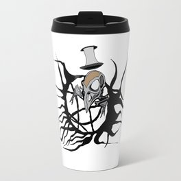 Bird of darkness Travel Mug