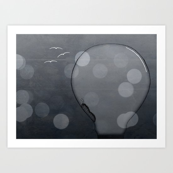 Someday Art Print