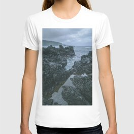 Ocean Lava Rocks T-shirt