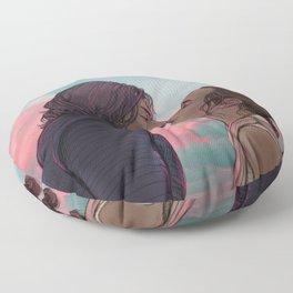 Reylo 'in love' Floor Pillow