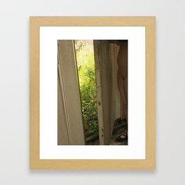 polyanna Framed Art Print