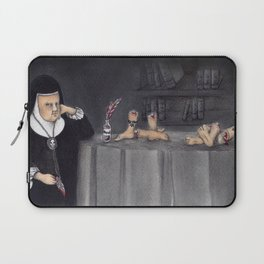 Juana de Asbaje Laptop Sleeve