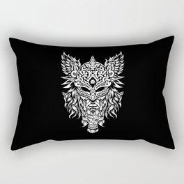 Odin The Allfather - Asgard God And Chief Of Aesir Rectangular Pillow