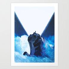 Licht Art Print