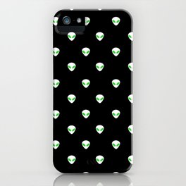 Aliens for Ever iPhone Case