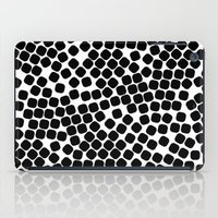 dots iPad Cases featuring Dots by Patterns and Textures