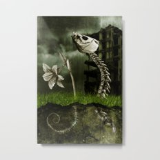 The Rainmaker Metal Print