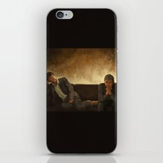 When you say nothing at all iPhone & iPod Skin