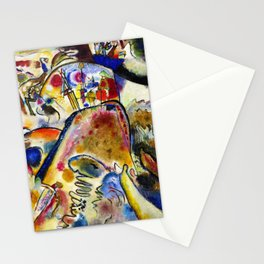 Wassily Kandinsky - Small Pleasures Stationery Cards