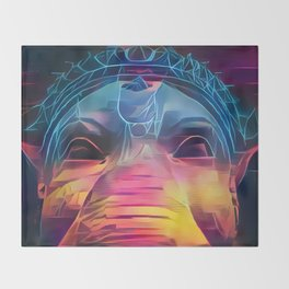 Ganesha Throw Blanket