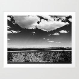 Ultralight beam Art Print
