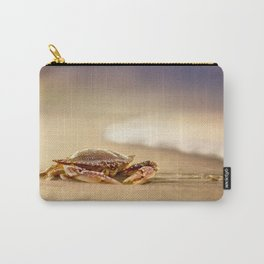 Crab Cribrarius Carry-All Pouch