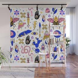 Magic pattern no1 Wall Mural