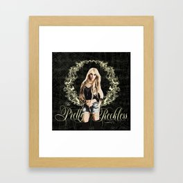 Custom order Framed Art Print