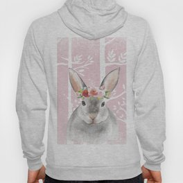 Animals in Forest - The little Bunny Hoody
