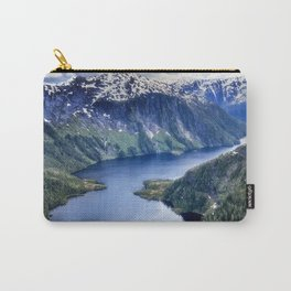 Misty Fiords National Monument Carry-All Pouch