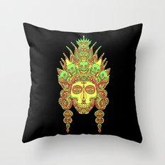 Goblins Throw Pillow