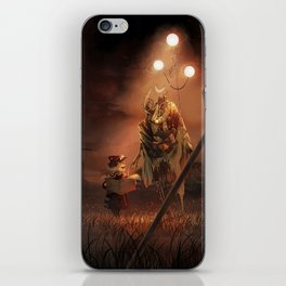 On the Road iPhone Skin