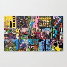 LEMONSQUARES Canvas Print