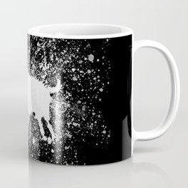 Banksy Dog Splash Paint Artwork Reproduction, Posters, Prints, Bags, Mugs, Postcards, Tshirts, Men, Coffee Mug
