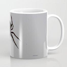 Orb Weaver Silhouette Coffee Mug
