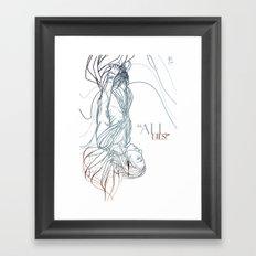 Loki II Framed Art Print