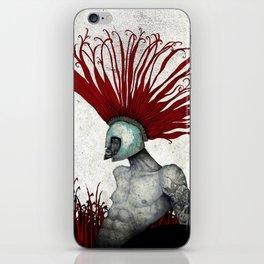 Spartan. iPhone Skin