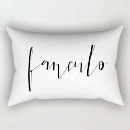 FANCULO Rectangular Pillow