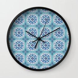 Sarina Boho Wall Clock