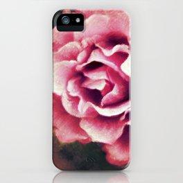 Autumn Rose iPhone Case