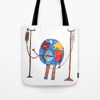 Mundinho - Sick Tote Bag