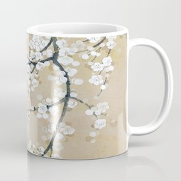 Ume flower painting,korean painting Coffee Mug