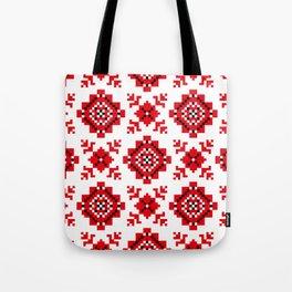 Slavonic national ornament Tote Bag