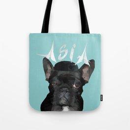 Miss Asia Tote Bag
