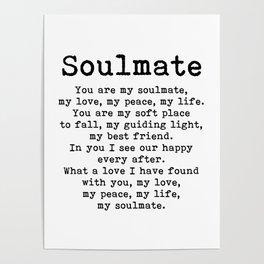 my best friend my soulmate poem