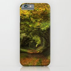 Leaf Your Troubles Behind Slim Case iPhone 6s