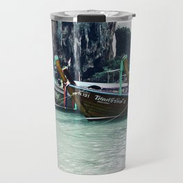 Railay Longtails Travel Mug