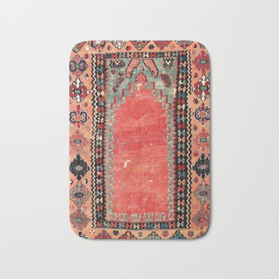 Sivas  Antique Cappadocian Turkish Niche Kilim Print by vickybragomitchell