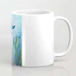 Sharks are Furious, Stop Finning! Coffee Mug