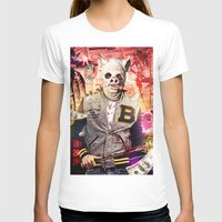 hotline miami T-shirts featuring Night Out: Hotline Miami by GiancarloVargas