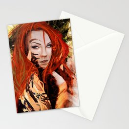 Human II Stationery Cards